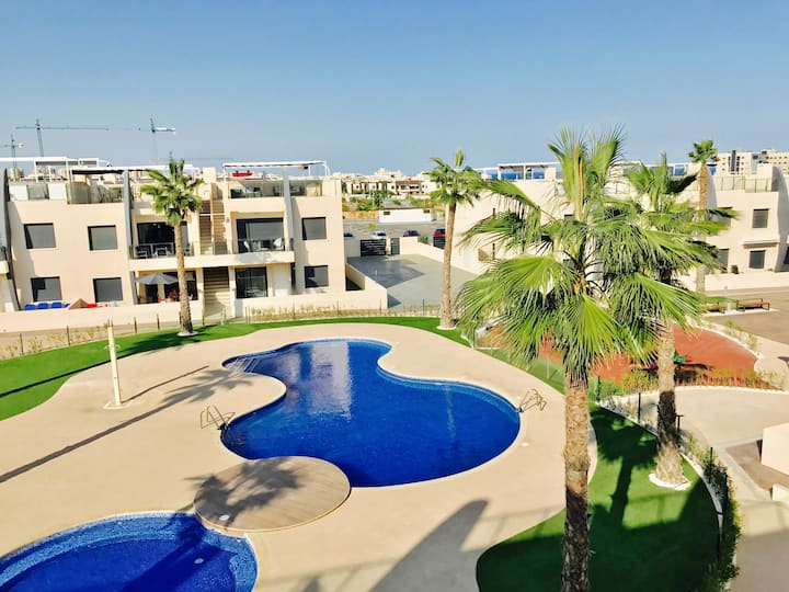Apartment Elisa Bay Mil palmeras Horadada Alicante