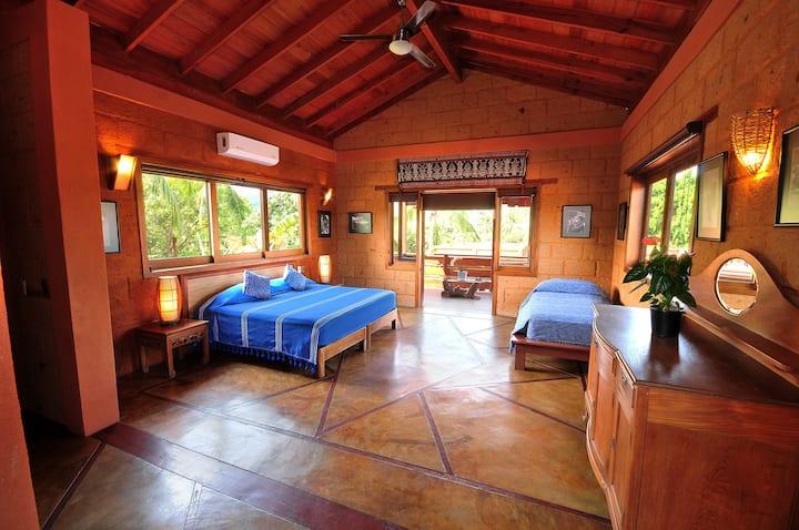 Suite at Hotel Casa San Pancho