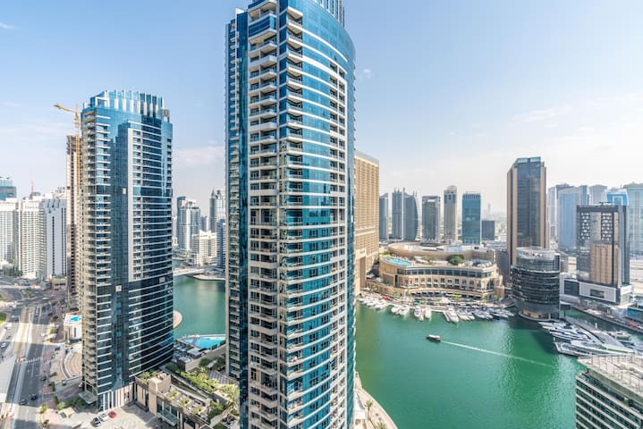 Cozy one Bedroom in Dubai JBR