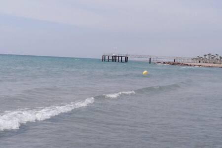 Habitación  1 o 2 personas en la playa de Xilxes