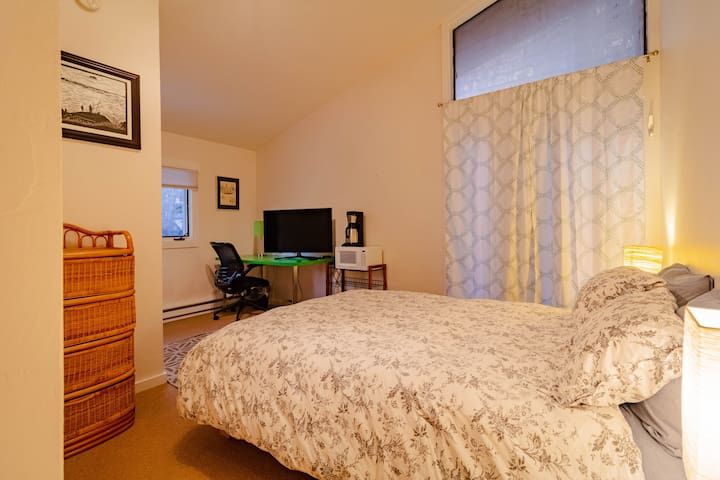 Private Bedroom in town