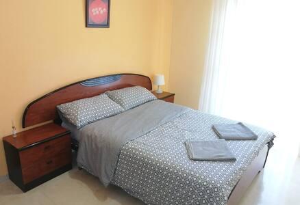 Habitación privada, tranquila confortable con baño