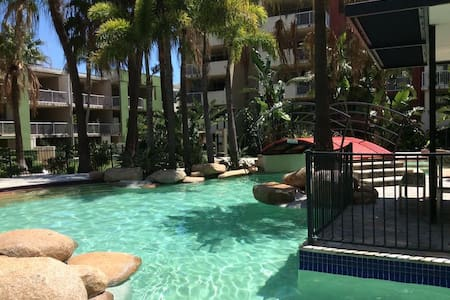 Tropical Resort In The Heart Of Brisbane City - Fortitude Valley - Apartament