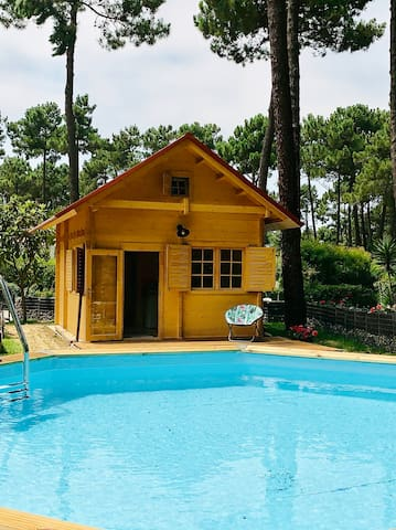 Go tiny in the pines - Aroeira Golf Beach & Lisbon