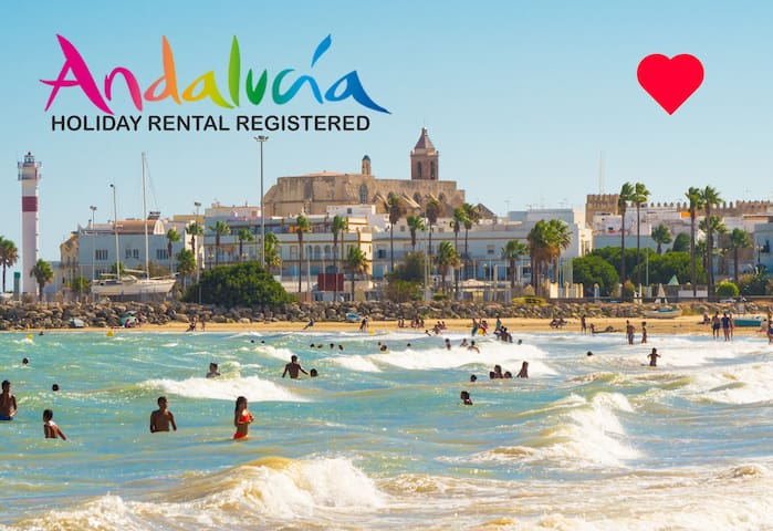 "SEAVIEW & BEACH ""THE BEST FAIR OPTION""(LEGAL REG.) - Rota"