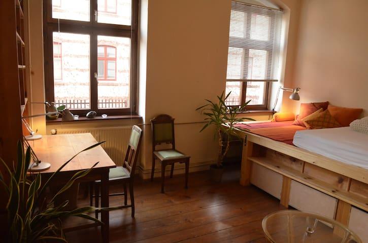 Berlin Kreuzberg mit Spreeblick