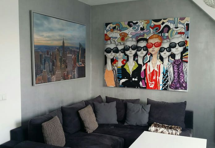 Cosy Apartment near City Center