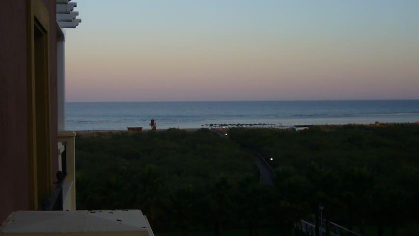 Primera linea de playa con vistas! - Ayamonte - Apartment