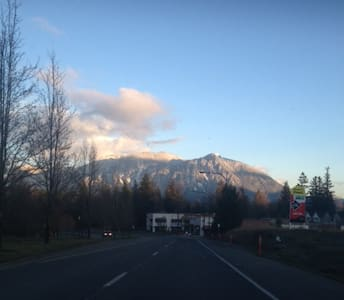 Join us in beautiful Snoqualmie! - Snoqualmie - Casa