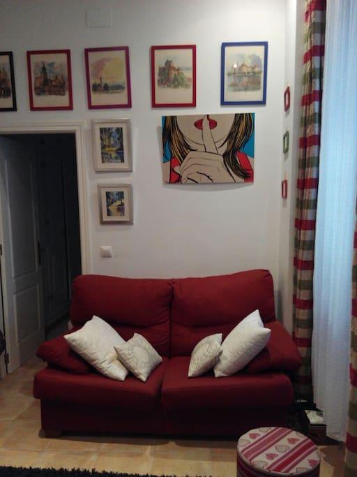 La casa de los cuadros appartements louer s ville - La casa de los cuadros ...