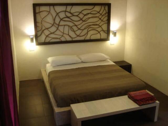 camera con bagno privato  - Marchionna - Bed & Breakfast