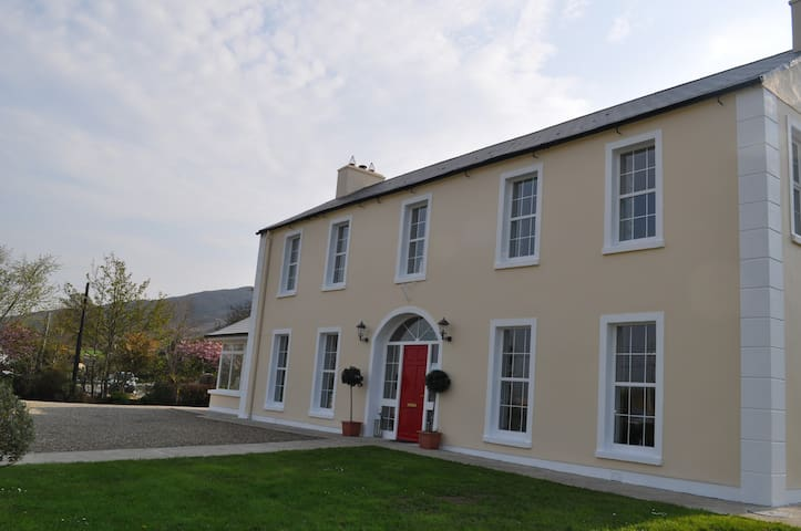 The Glen House -B&B- on Wild Atlantic Way