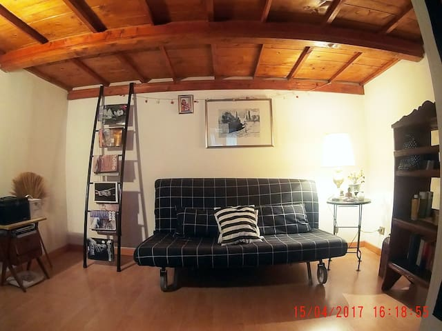 Cozy small apartment in the center of Rome - Rome - Appartement