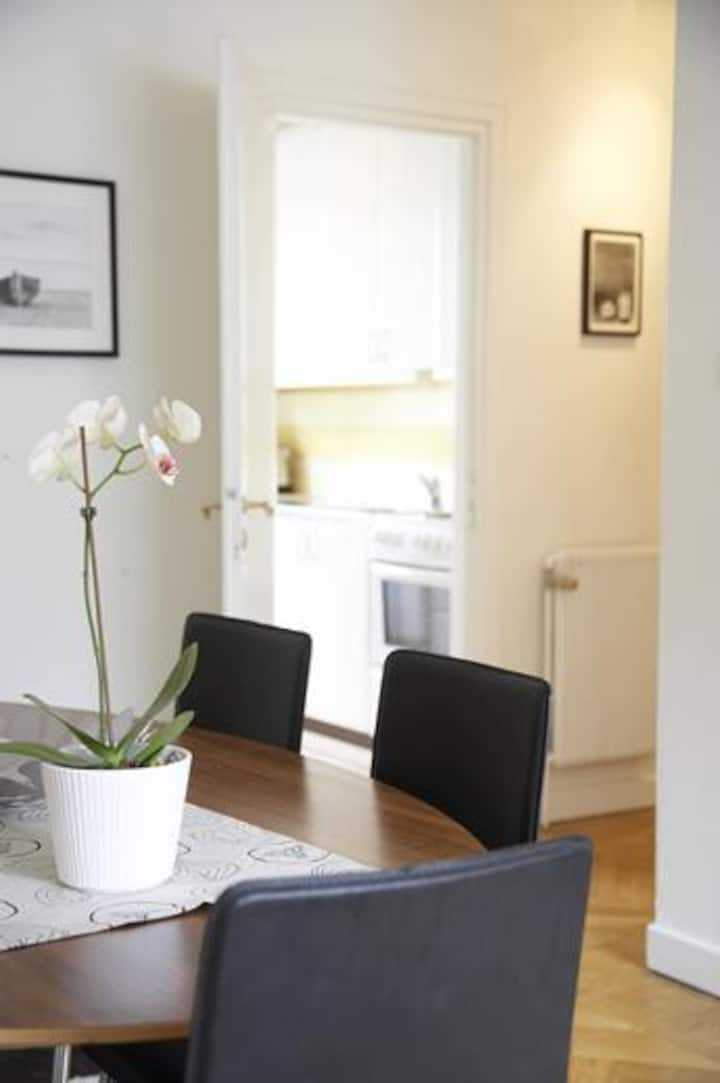 Great 2 bedroom apartment Stockholm