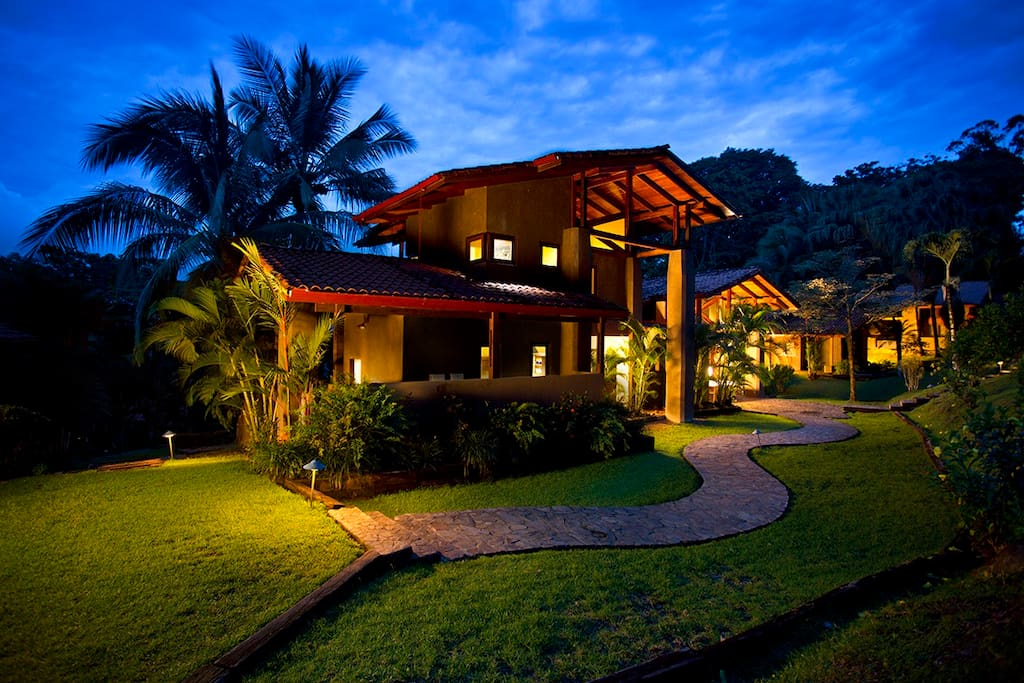 Beautiful Backwash Bay Villa Houses For Rent In Puerto Jim Nez Provincia De Puntarenas Costa