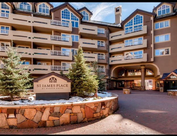 BEAVER CREEK ST JAMES condo 3 br / Wk (Phone number hidden by Airbnb)