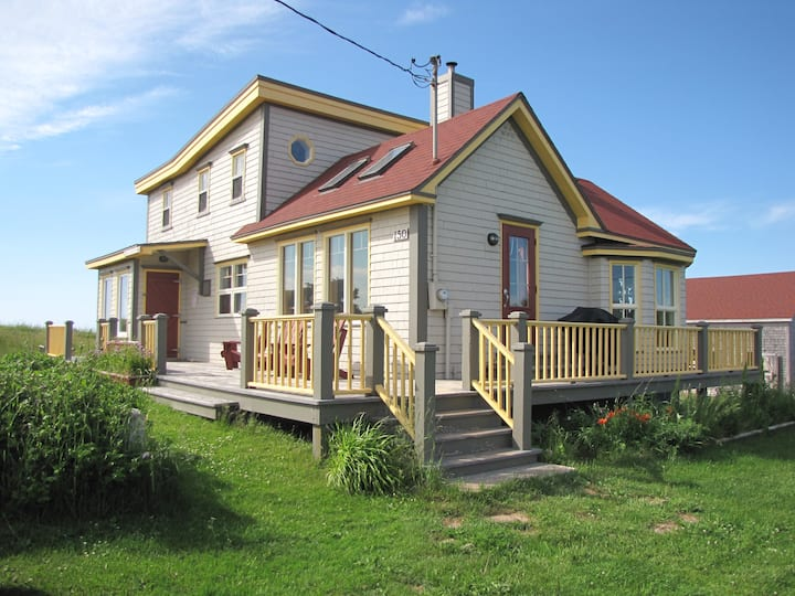 Maison coucher de soleil 4 chambres