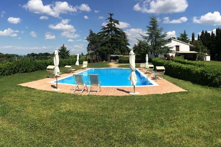 villa charme WI FI, A/C - casciana terme - Villa