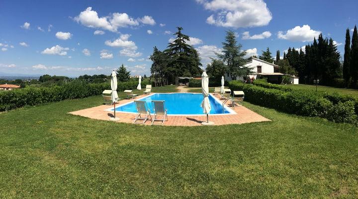villa charme WI FI, A/C