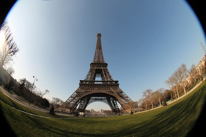 TREAT YOURSELF NEAR EIFFEL TOWER