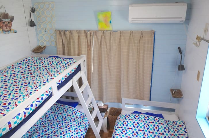 Homestay in Arty House/Dorm V Bed@ Sakai City! - Sakai-shi - Talo