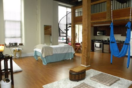 The Top 20 Lofts For Rent In Richmond Airbnb
