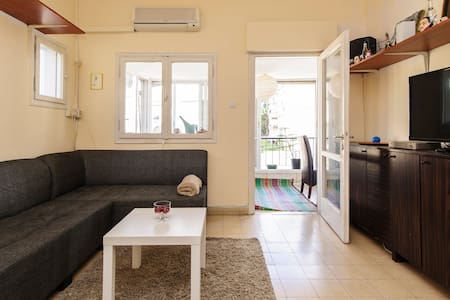 Studio Apartment with Large Balcony - Ramat Gan