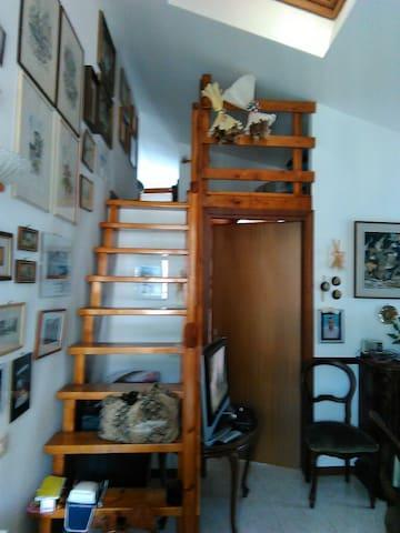 appartamento in uno dei borghi più belli d'italia - Zavattarello - Pis