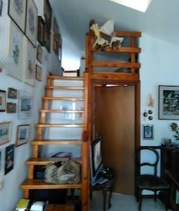 appartamento in uno dei borghi più belli d'italia - Zavattarello - 公寓