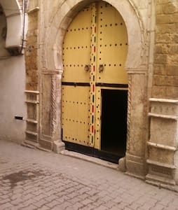 Rêvez dans un palais de la Médina - Tunis  BABA MENARA - 城堡