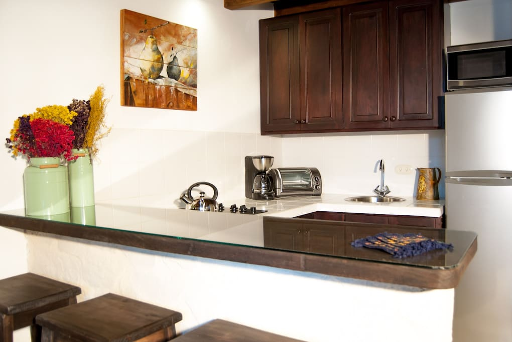 Villas de La Ermita 03 / Fully Equipped Kitchen