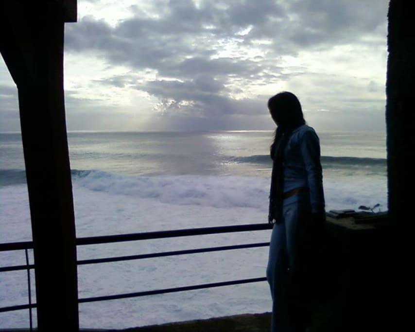 Dialogo com o Oceano.
