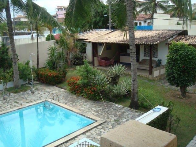 Kitnete mobiliada perto da praia de villas - Lauro de Freitas