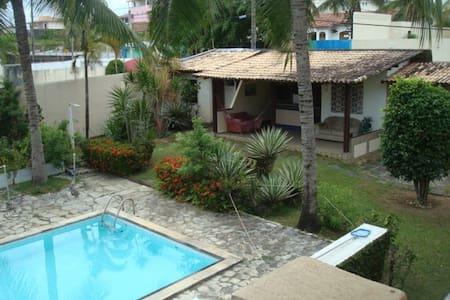 Kitnete mobiliada perto da praia de villas - Lauro de Freitas - Apartment