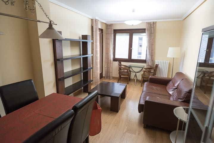 Room in new apartment at city center - Zaragoza