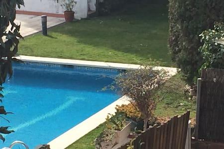 habitación/baño centro cerca metro - Sabadell