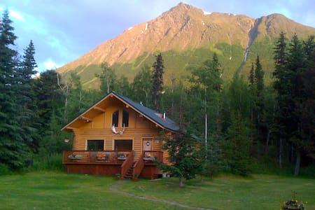 Alaska Heavenly Lodge, Cecil Cabin - Cooper Landing