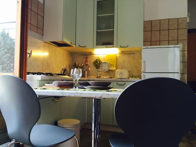 Egizia - Verona - Wohnung
