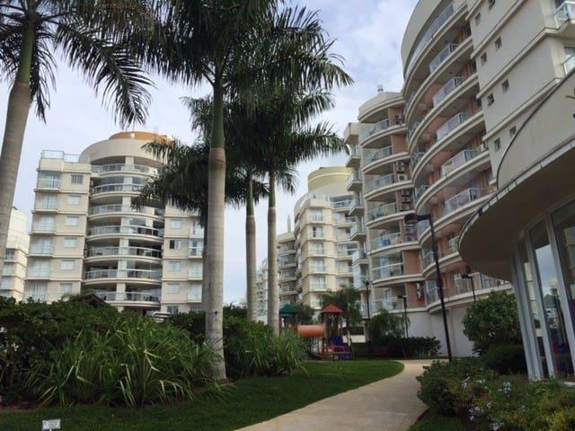 Apartamento lindo perto do Beto Carrero e da praia - Penha - Daire