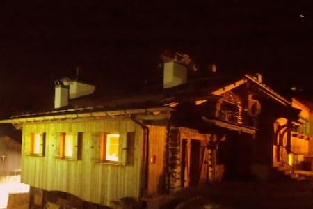 Chalet Ory - Vigo di Fassa - Blockhütte