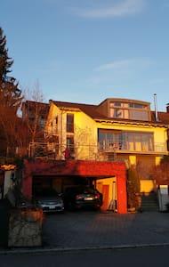"""high security home """"de luxe"""" - Riehen"""