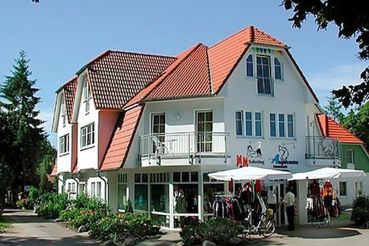 Hanke, FW 4 - Zingst - Casa