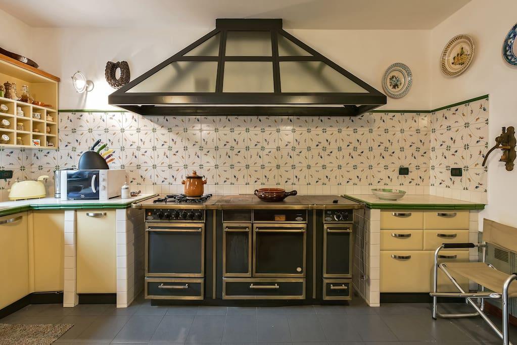 Cucina // Kitchen