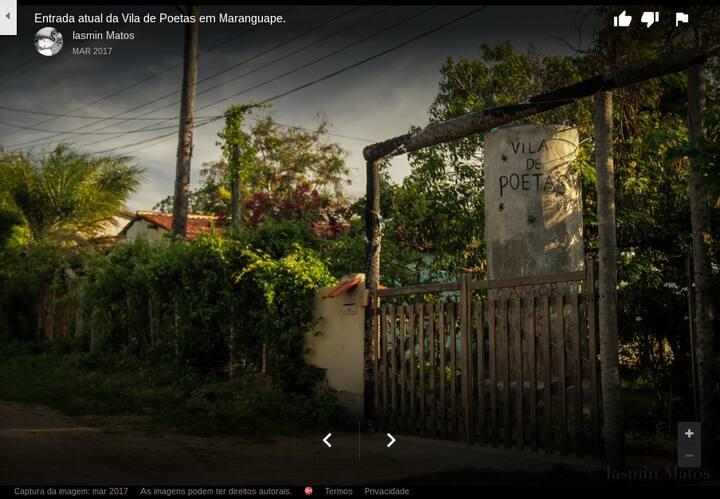 Vila de poetas- Quarto- Cecilia Meireles