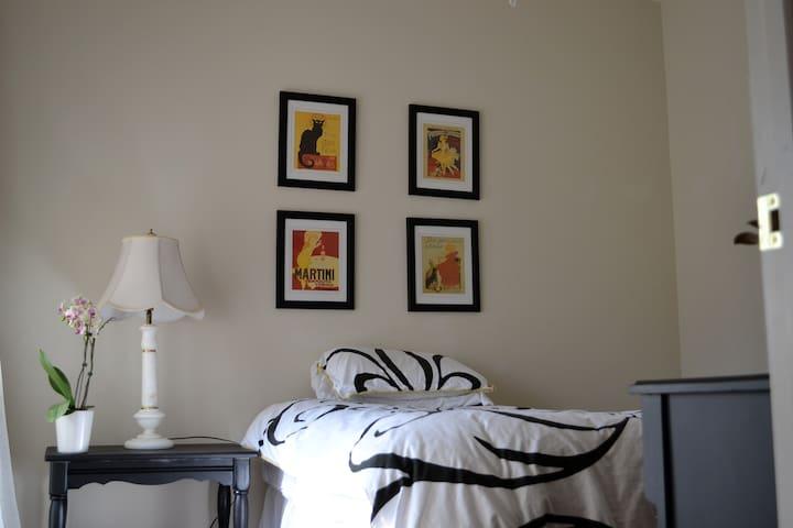 Garden House 4 DC - Takoma Park - Apartment