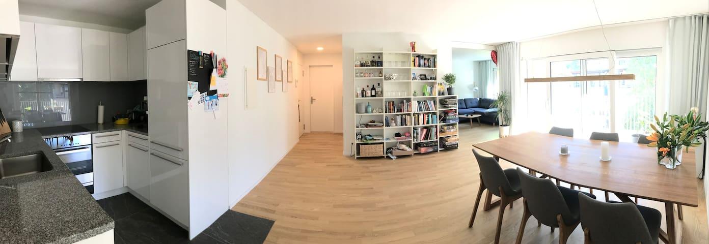 Fresh city apartment
