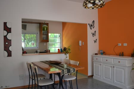 Excellent house 2 bedrooms & yard - Buenos Aires - Dům