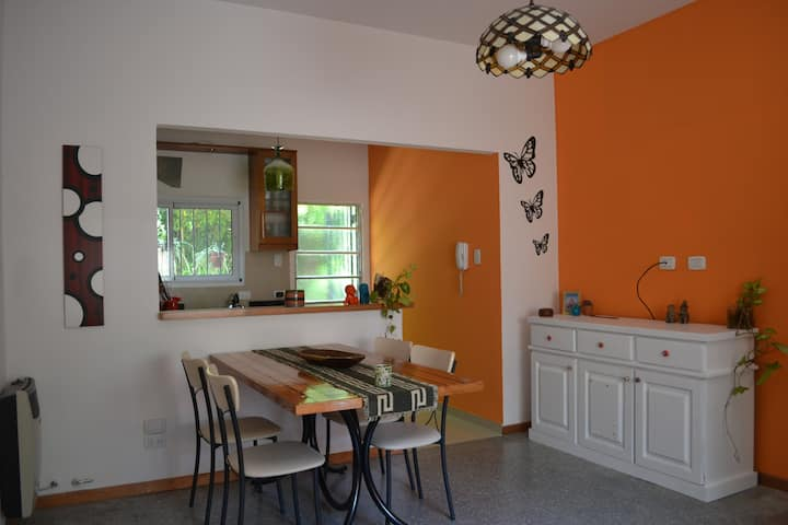 Excellent house 2 bedrooms & yard
