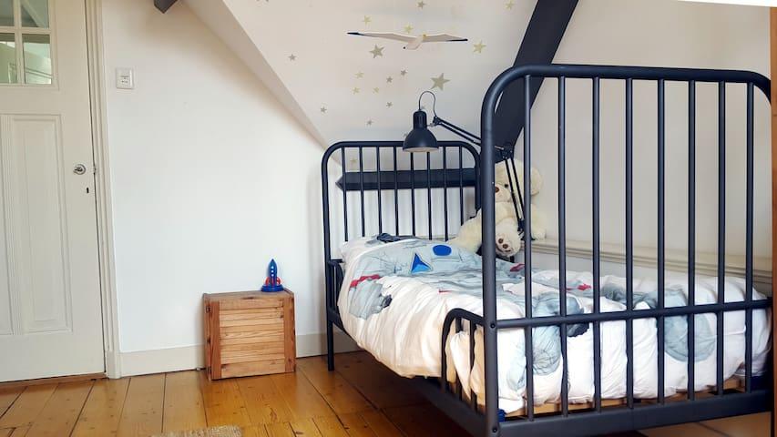 Charming boys bedroom