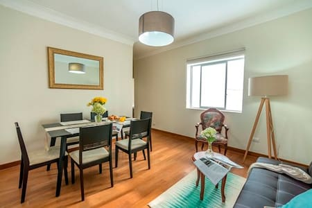 Enjoy the Wealthiest and Safest Area in Lima; 2BR! - Distrito de Lima